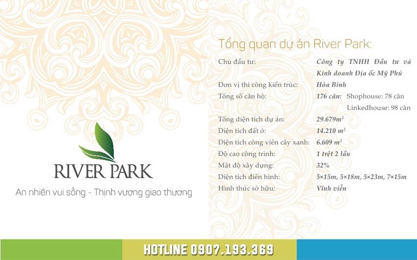 tong quan du an river park quan 9