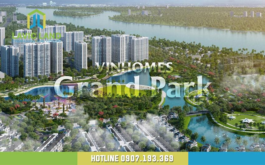 vinhomes grand park q9