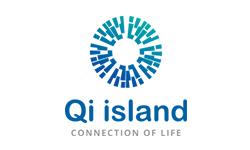 icon logo qi island