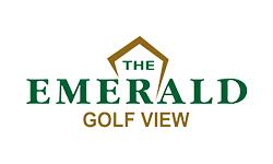 icon logo the emerald golf view