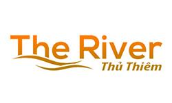icon logo the river thu thiem