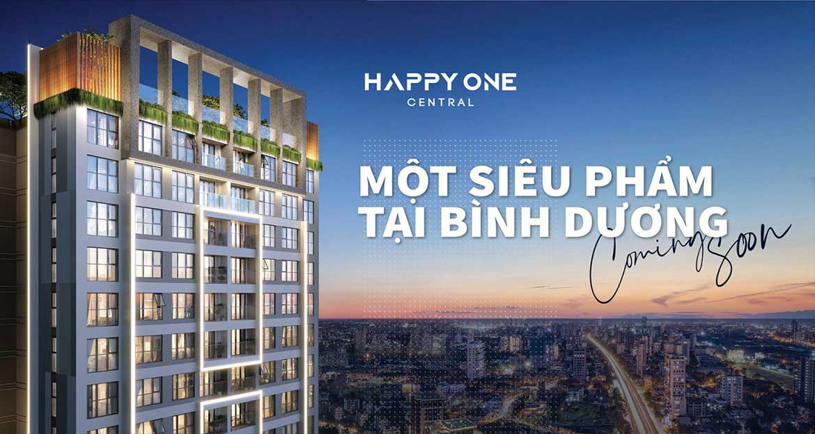 du an happy one central binh duong