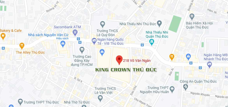 vi tri du an king crown infinity thu duc